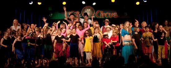 Circuskinder ufaFabrik Circus Festival