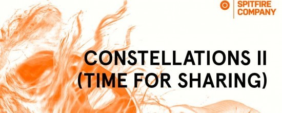Constellations II - artist's residency ufafabrik