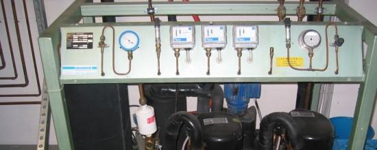 Klimaschonende Kühlanlage