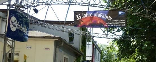 ufaFabrik 35 Jahre