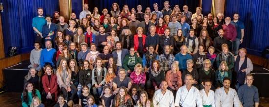 Gruppenfoto 2019 - Viele, aber noch längst nicht alle!