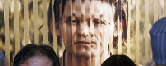 Gesicht - Kunstwerk von Anton Rocca