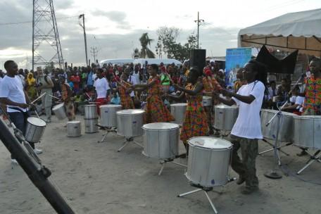 Samba Reggae Band