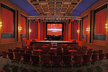 Varietesalon - der historische Kinosaal