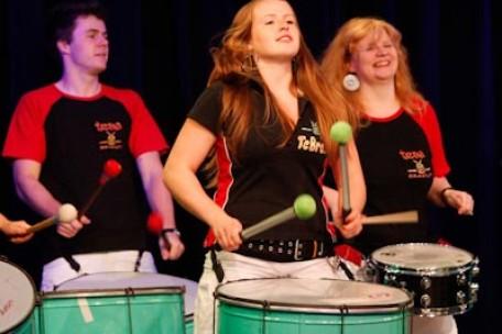 Samba mit den Tebras