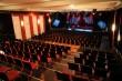 Theatersaal bestuhlt